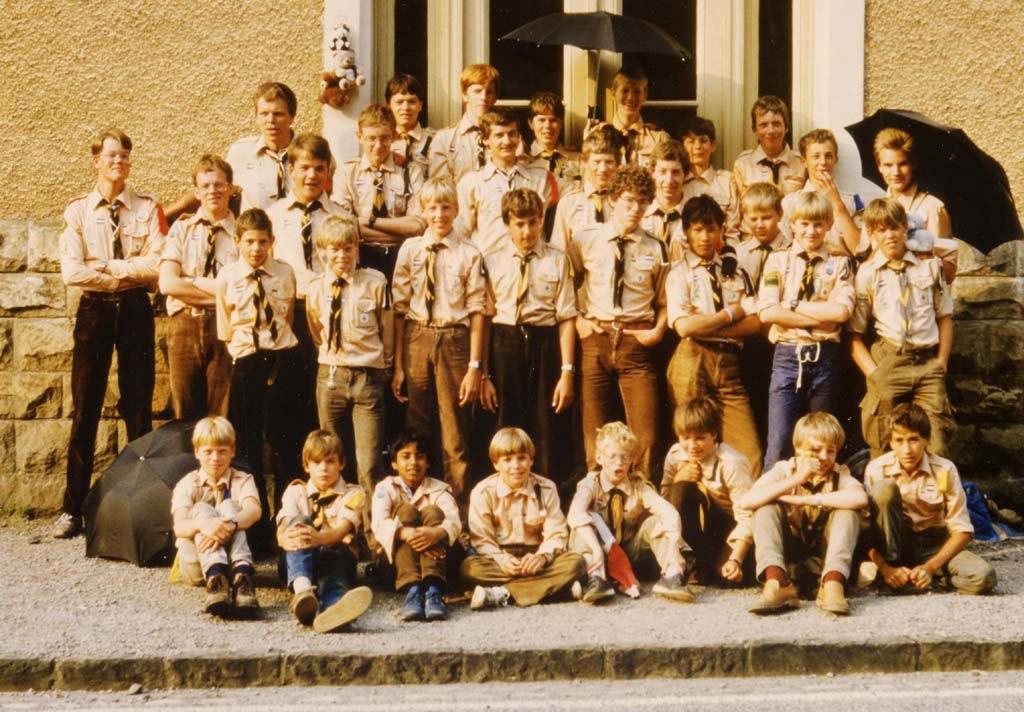 Verkenners 1984
