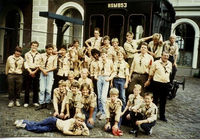 Verkenners Zoka-Bilthoven-1986