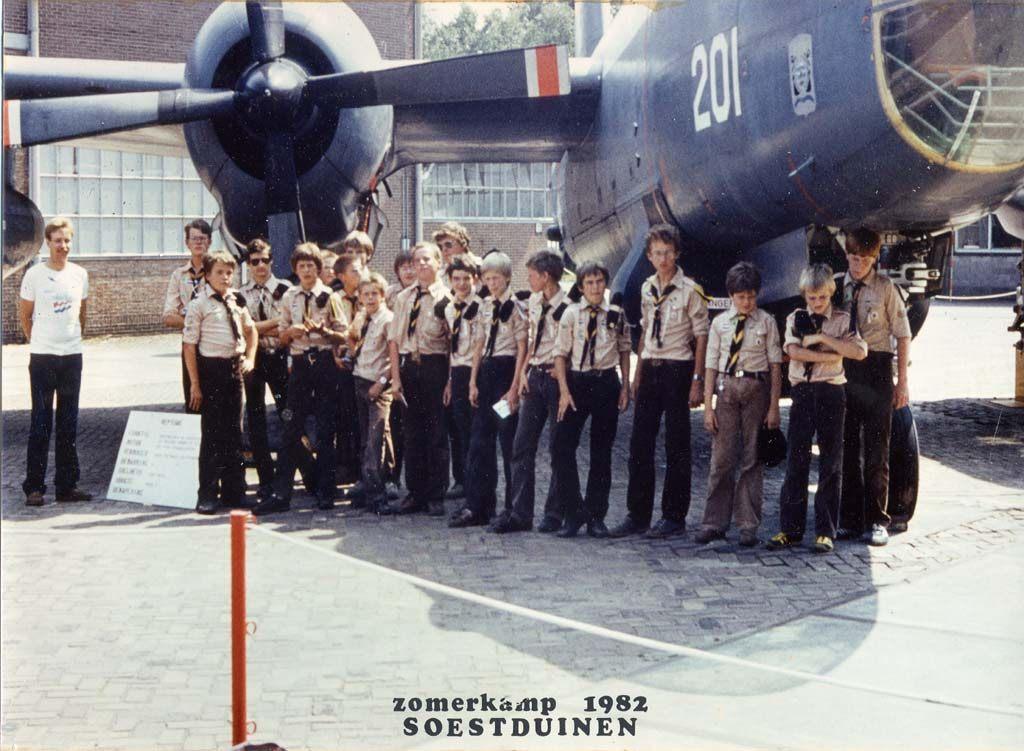 Verkenners 1982