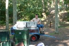 Zomerkamp 2003 te Bentveld