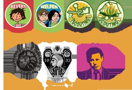 Logo's Jan van Hoof Groep